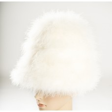 White London Fur Hat