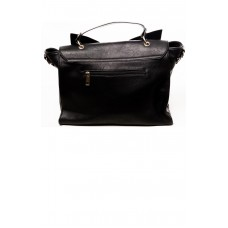 Black Bag with Bow