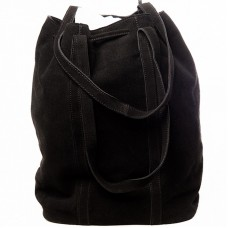Black Bag with Draw String